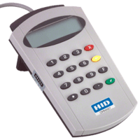 class 4 Smart Card Reader terminal for secure PIN entry